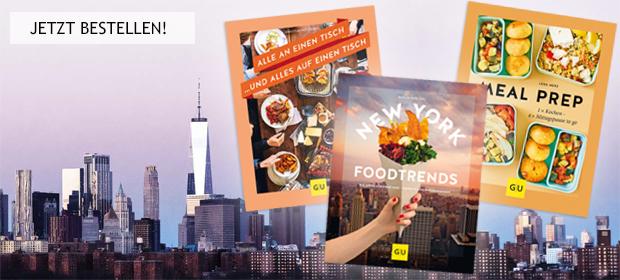Neue Foodtrends, neue GU-Bücher