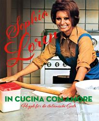 Cover - In cucina con amore - Sophia Loren