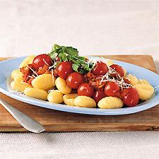 Schlank im Schalf Rezept Tomatengnocchi
