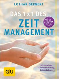 Buchcover - Das 1x1 des Zeitmanagements - Lothar Seiwert