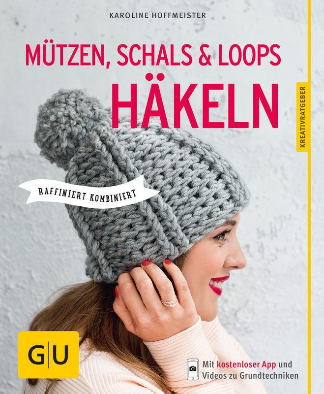 Mützen, Schals und Loops häkeln - Buch - - GU