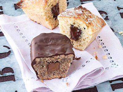 Mini Kuchen mit Schokolade - GU
