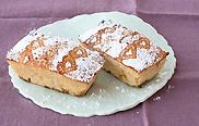 Mini Kuchen backen, kleine Kuchen mit Zitrone