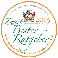 Deutscher Gartenbuchpreis - 2. Platz Bester Ratgeber