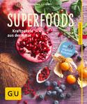 Cover GU Ratgeber Gesundheit Superfoods