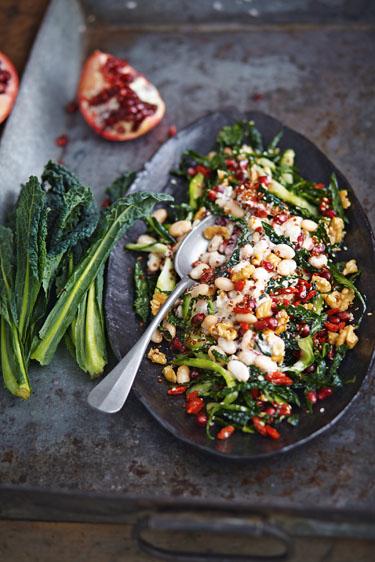 Superfoodsalat aus