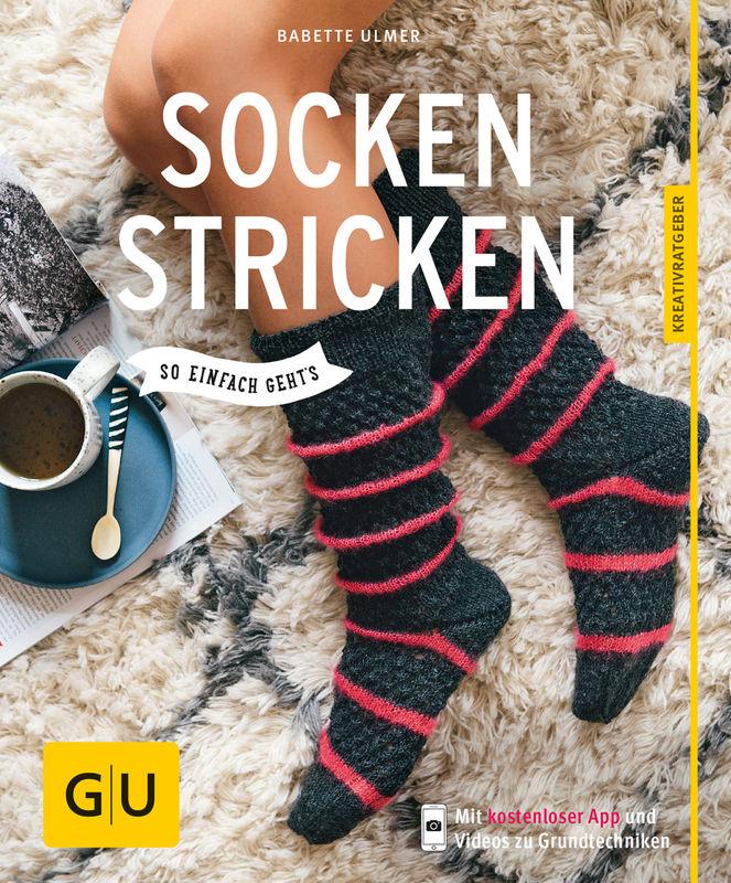 Socken Stricken Buch Babette Ulmer Gu