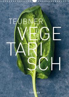 Wand Kalender Teubner Vegetarisch