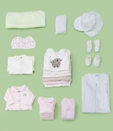 Checkliste Babys Erstaustattung