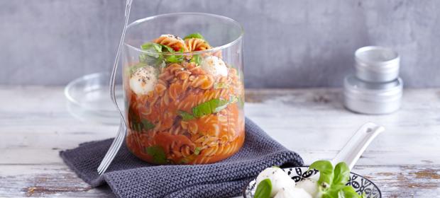 Superfood-Rezept: Nudeln mit Tomatensauce