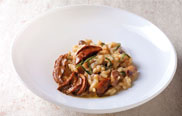 Teubner Vegetarisch - Maronenrisotto