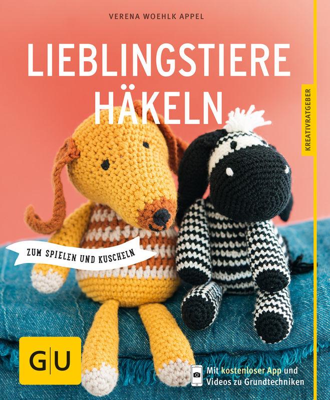Lieblingstiere Häkeln Buch Gu