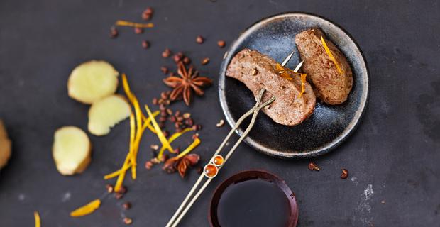 Spicy Entenbrust-Fondue