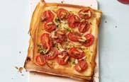 Tartelettes aux tomates aus Vegan für Faule