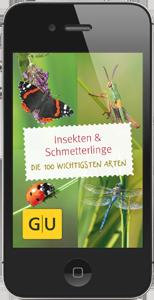 Iphone-App - Insekten & Schmetterlinge