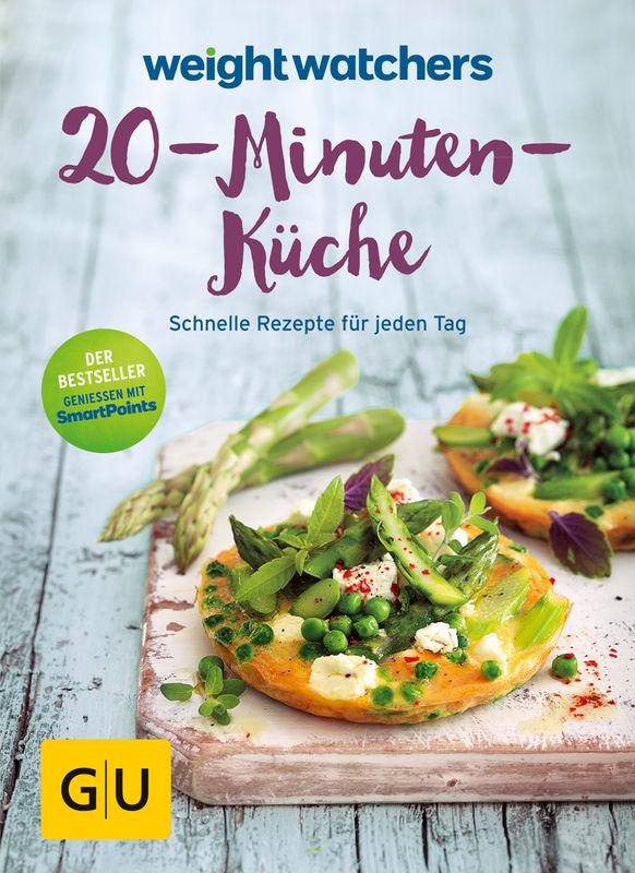 Weight Watchers 20-Minuten-Küche - Buch - - GU