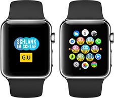 Apple Watch Schlank im Schlaf