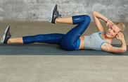 Fitness-Workouts - Auf GU Balance