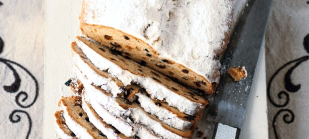 Backrezept für den Advent: Christstollen