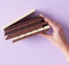 Zuckerfrei Schokolade
