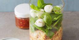 Picknick-Rezept: Nudelsalat