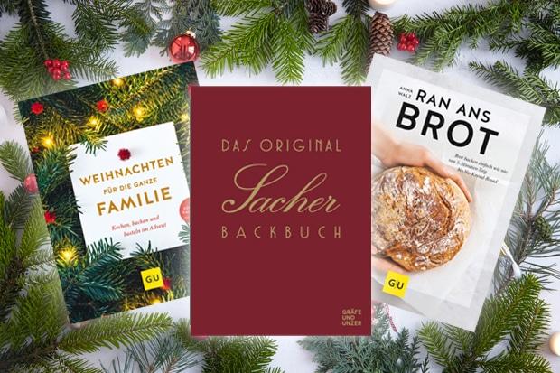 GU-Bücher für Weihnachten