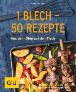 1 Blech - 50 Rezepte - Buch (Softcover)