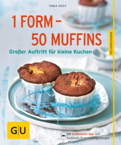 1 Form - 50 Muffins - Buch (Softcover)