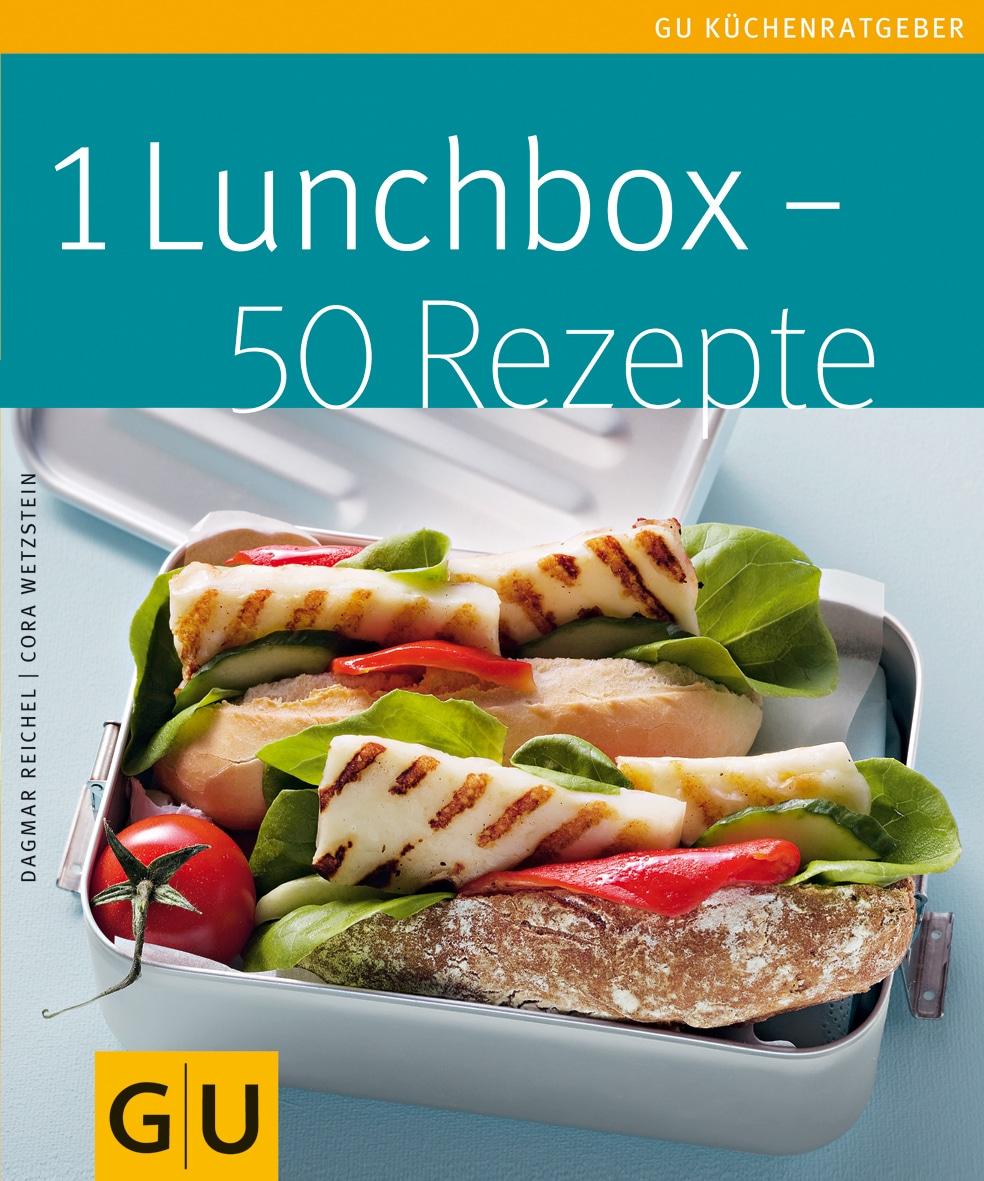 1 Lunchbox - 50 Rezepte - Buch (Softcover)
