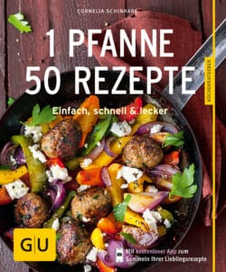 1 Pfanne – 50 Rezepte - Buch (Softcover)