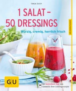 1 Salat - 50 Dressings - E-Book (ePub)