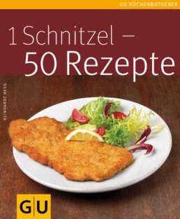 1 Schnitzel - 50 Rezepte - Buch (Softcover)