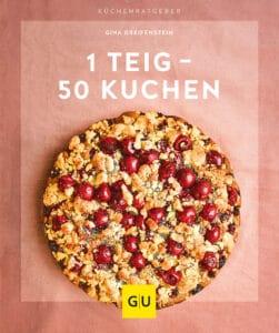 1 Teig – 50 Kuchen - Buch (Softcover)