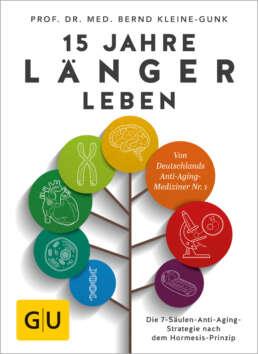 15 Jahre länger leben - Buch (Softcover)