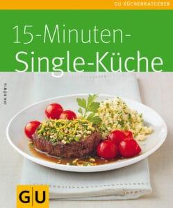 15-Minuten-Singleküche - Buch (Softcover)