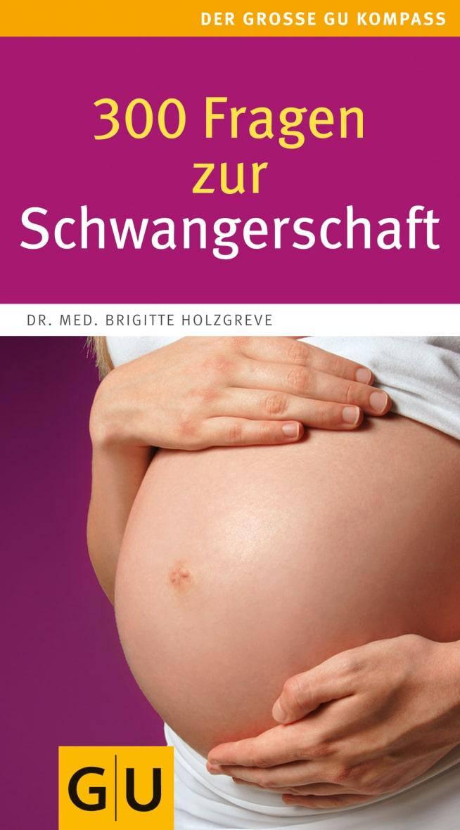 300 Fragen zur Schwangerschaft - Buch (Softcover)