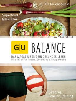 GU BALANCE - Das Magazin für Dein gesundes Leben - E-Book (ePub)