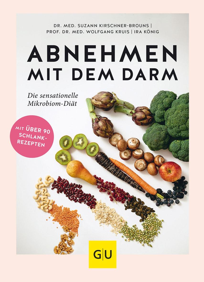 Abnehmen mit dem Darm - Buch (Softcover)