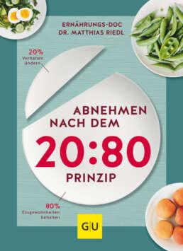 Abnehmen nach dem 20:80-Prinzip - Buch (Softcover)