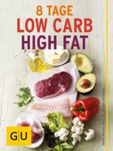 Acht Tage Low Carb High Fat für Einsteiger - E-Book (ePub)