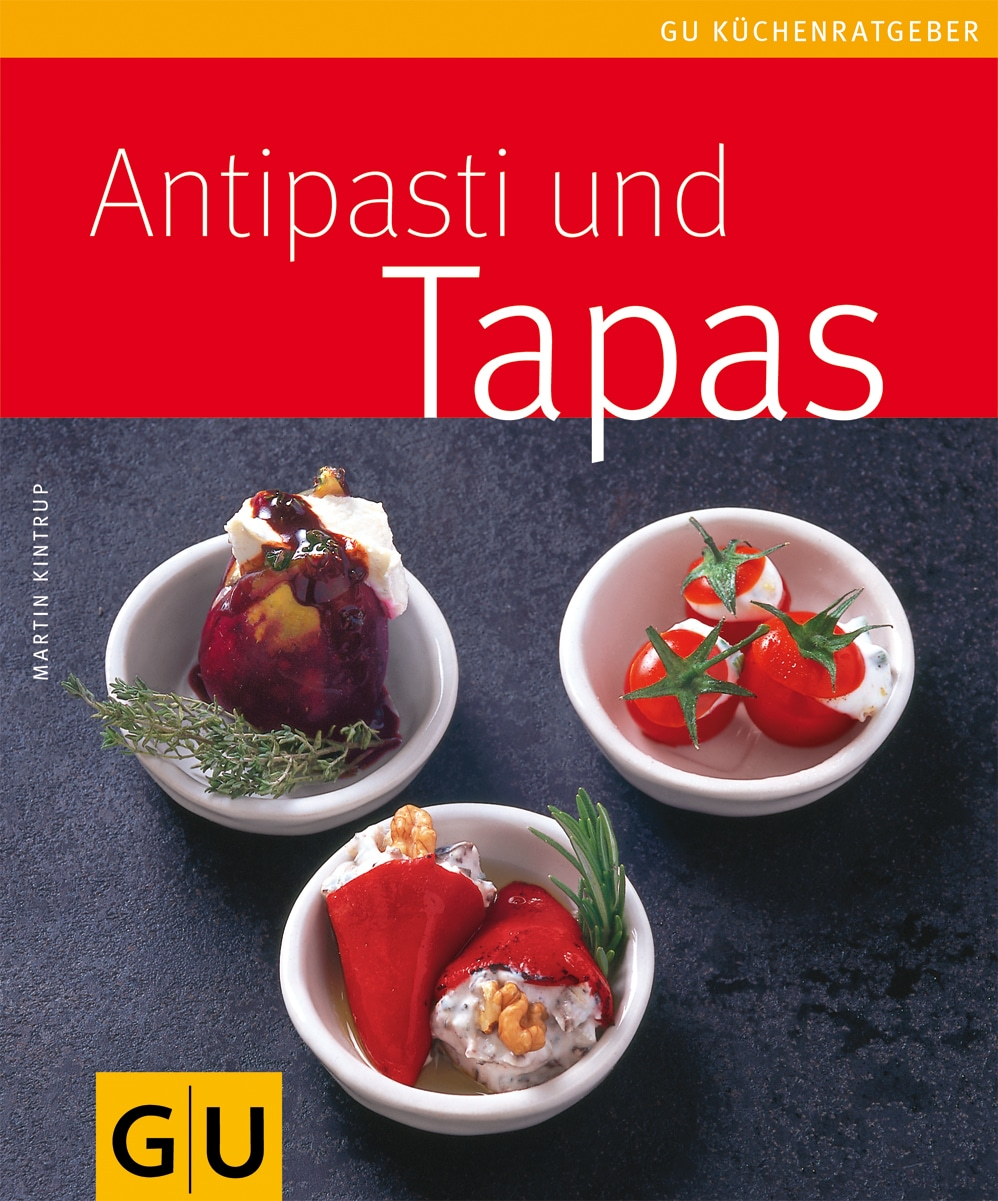 Antipasti & Tapas - Buch (Softcover)