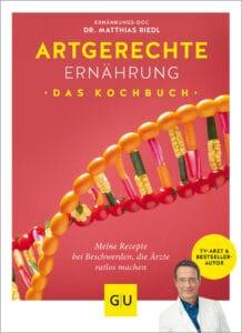 Artgerechte Ernährung – Das Kochbuch - Buch (Softcover)