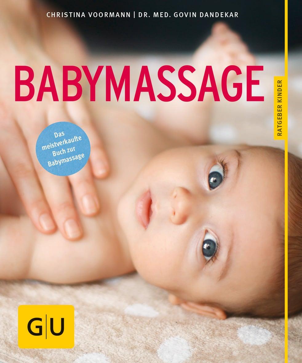 Babymassage - Buch (Softcover)