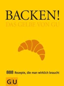 Backen! Das Gelbe von GU - Buch (Softcover)