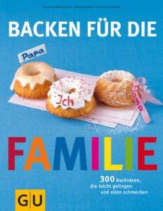 Backen für die Familie - Buch (Hardcover)