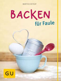 Backen für Faule - Buch (Softcover)