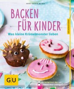 Backen für Kinder - Buch (Softcover)