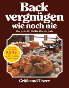 Backvergnügen wie noch nie - Buch (Hardcover)