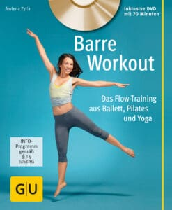 Barre Workout (mit DVD) - Buch