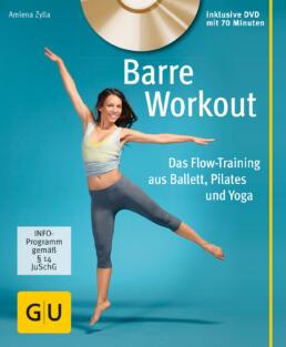 Barre Workout (mit DVD) - Buch